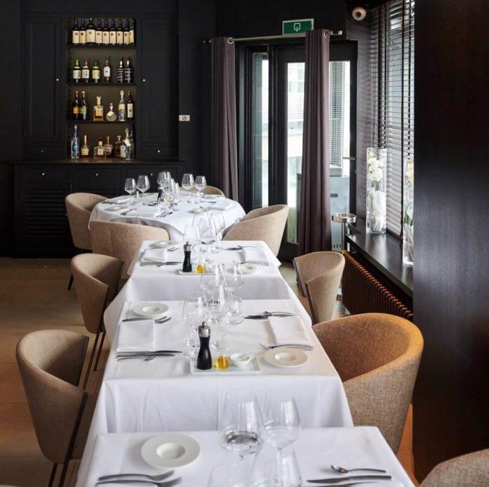 Italian gastronomic restaurant Da Mimmo - Brussels