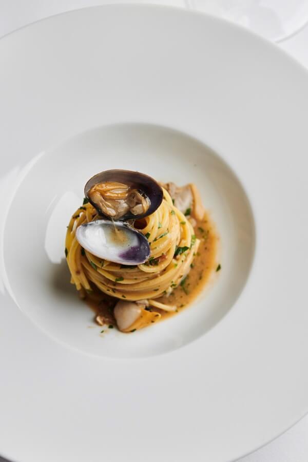 Italiaans gastronomisch restaurant Da Mimmo - Brussel