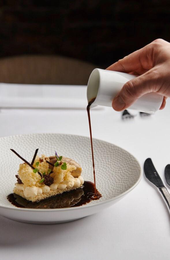Restaurant gastronomique italien - Da Mimmo - Bruxelles