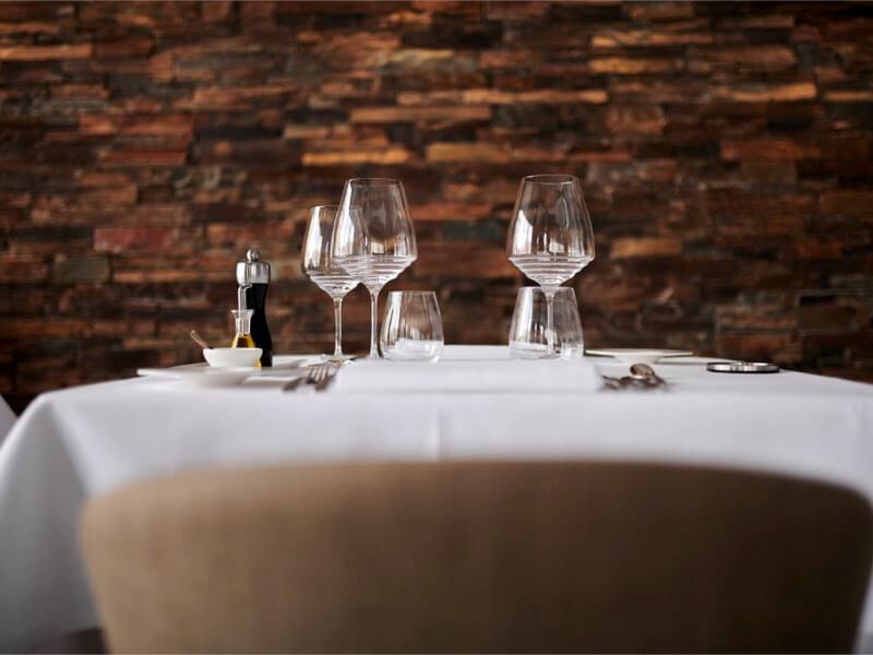 Restaurant gastronomique italien Da Mimmo - Bruxelles