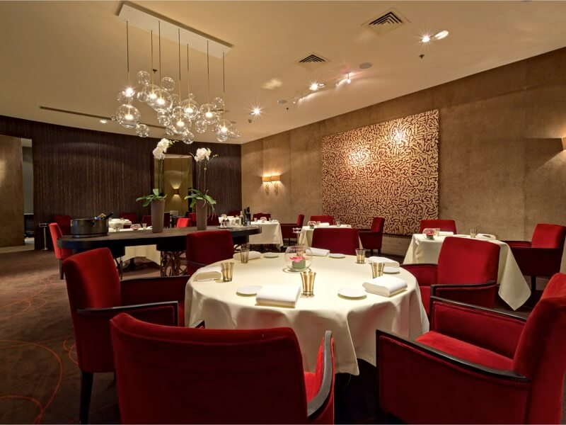 Gastronomic restaurant Seagrill - Brussels